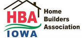 Iowa Home Builders Association logo